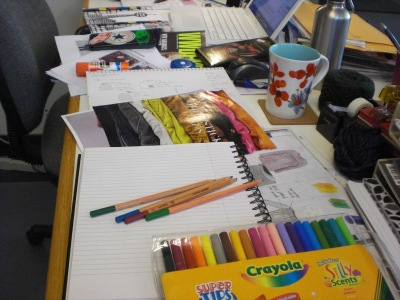 Friday Desk