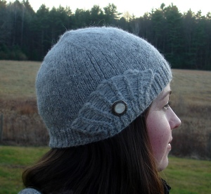 Sea Smoke Hat by Knitwise Design