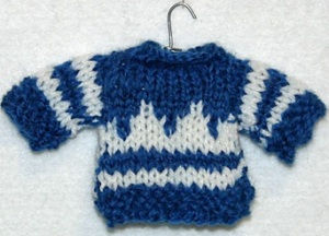 Miniature Alpine Sweater by TgrLly01