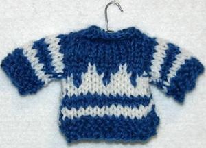 Miniature Alpine Sweater by TgrLly01