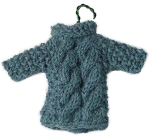 Miniature Alpine Sweater by TgrLly