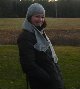 Sea Smoke Hat & Scarf by Berkshireknitter