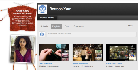 Check out our new YouTube channel.