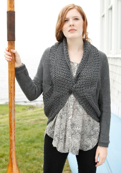 Norah S Knits Shrug It Off Shrugs To Knit Knitting