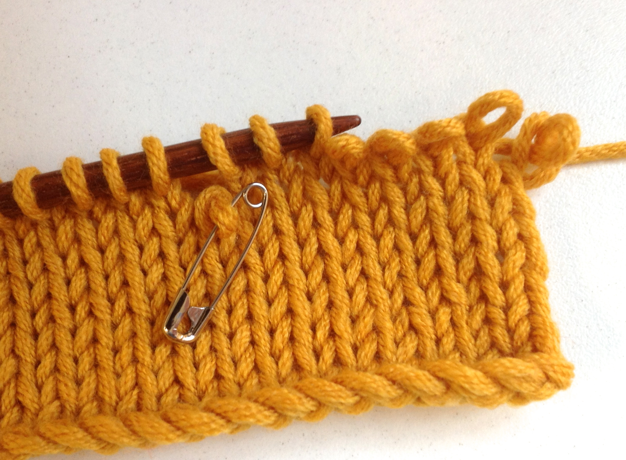 Knitting Dropped Stitch Help : Ask Amanda: How do I rip out my knitting?