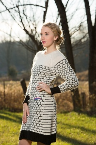 Woodstock Dress by Heather Dixon