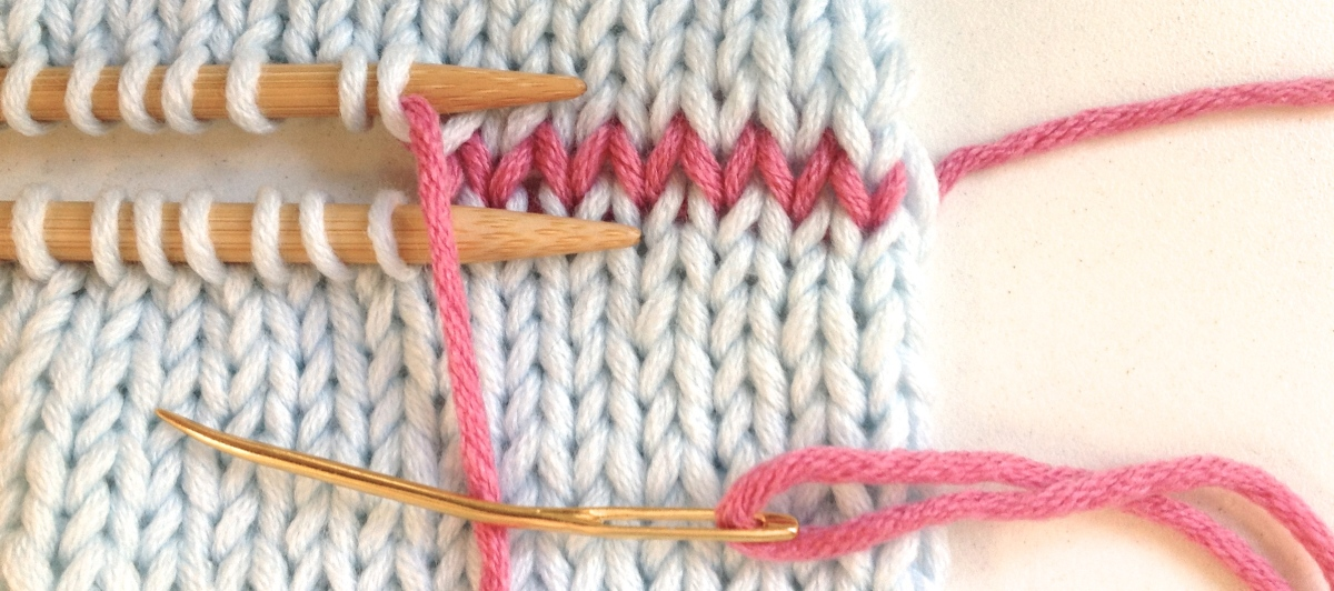 How To Join Live Stitches In Knitting : Ask Amanda: What is Kitchener stitch?