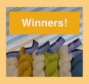 Cabana Blanket Giveaway Winners