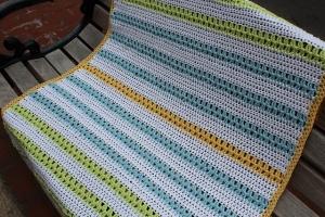 Cabana Blanket by Dori Kershner