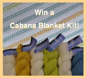 Cabana Blanket Giveaway