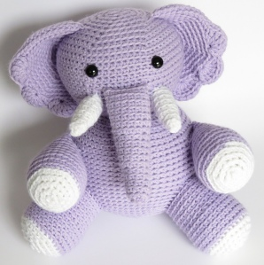 Emilia the Elephant by Adrianna Aguirre