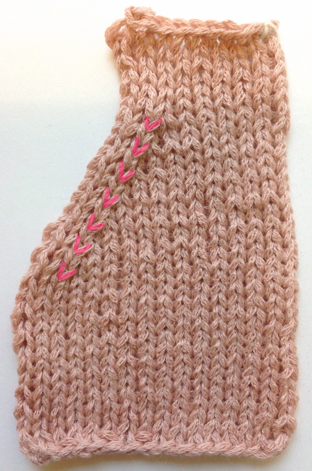 Knitting Yrn K2tog : Emily explains what does ssk really mean berroco