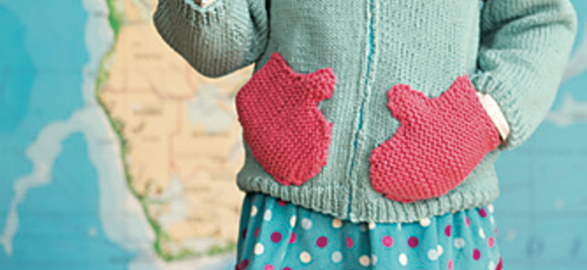 Mitten Pocket Cardi featured
