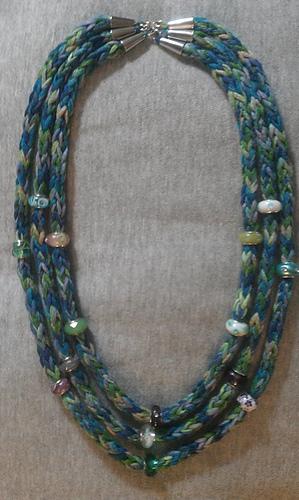Versatile Pandora Necklace by Laura Biondi