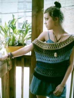 Ona's Slouchy Tee, worn by Ona