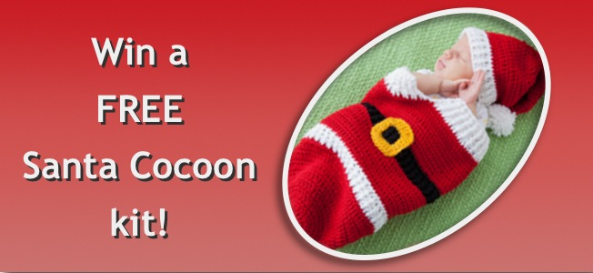 Santa Cocoon Giveaway Featured