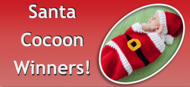 Santa Cocoon Winners Featured