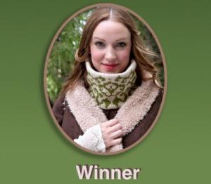 Garden Gate & Ivy Winner