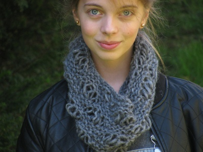 Just One More Cowl by Estella Haines