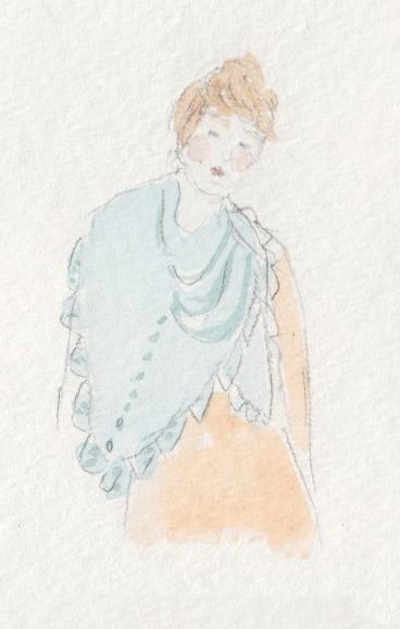 triangle scarf 2