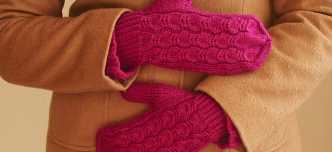 mouette mittens featured
