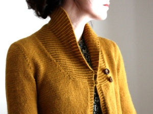 Larch Cardigan Knit in Ultra Alpaca Light