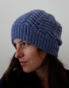 Norfolk Hat knit in Ultra Alpaca