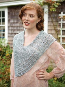 Polaire, knit in lago