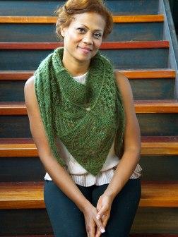 Valdai, knit in Cirrus