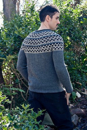 Beowulf Sweater by Anne Podlesak