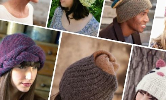 Norahs Knits 9 Free Hat Patterns Knitting And Crochet Techniques