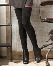 ooh-la-lace, knit in Comfort Sock