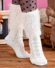 fur sure, knit in Comfort Sock