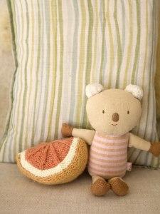 Pomelo Slice knit in Vintage