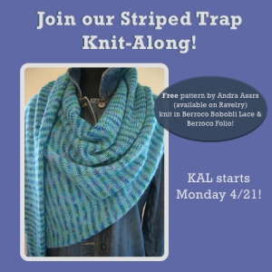 Striped Trap KAL