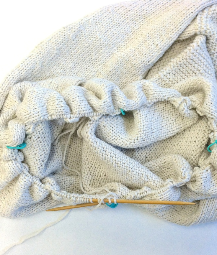 Emily Explains A Little Trick For Picking Up Stitches Knitting
