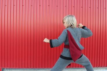 Kung Fu Knits by Elizabeth Green Musselman