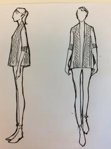 Croquis sketch