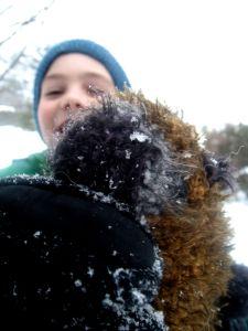 Snow Marmot!