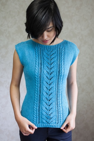 Whakamārie Top by Françoise  Danoy