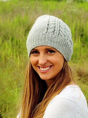Laurel Hat by Megan Sanders