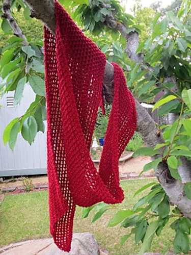 Lightweight Scarf Pattern Knitting And Crochet Techniques From The