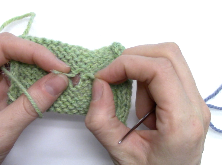 Duplicate Stitch Knitting And Crochet Techniques From The Berroco