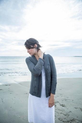 Lantana knit Berroco Fiora