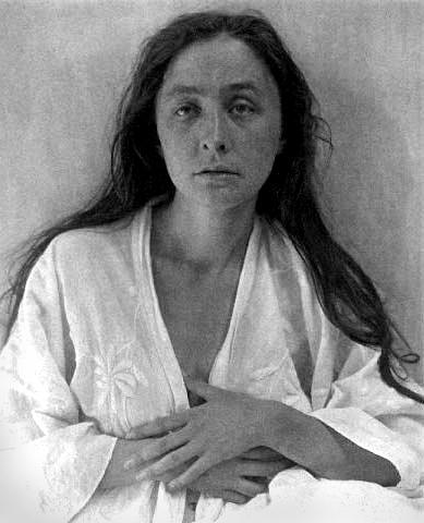 Alfred Stieglitz. Portrait of Georgia O'Keefe, 1918.
