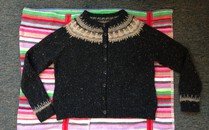 7327e15ff Emily Explains  Blocking Your Sweater – Knitting and Crochet ...