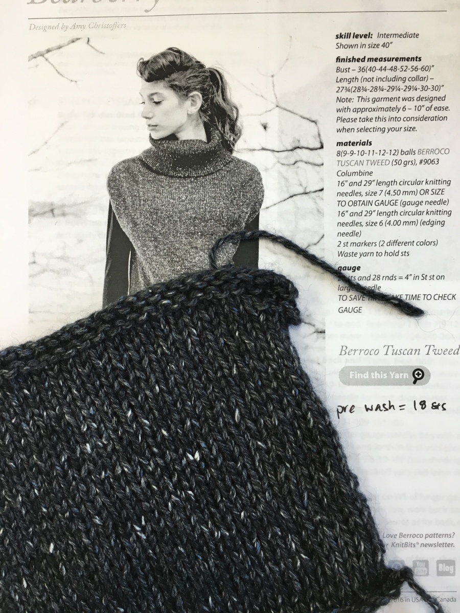 A Closer Look at Berroco Tuscan Tweed – Knitting and Crochet ...
