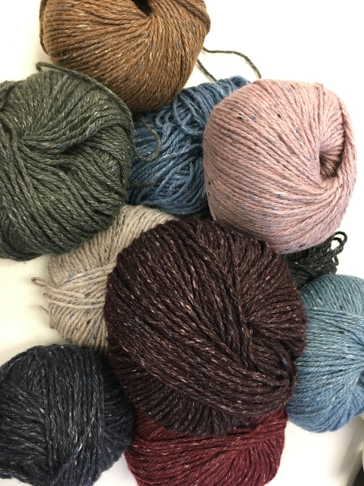 How to Choose Colors for Fair Isle or Stranded Colorwork Knitting