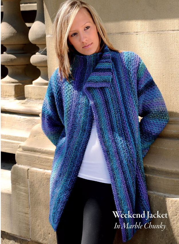 Get To Know James C Brett Marble Chunky Knitting And Crochet