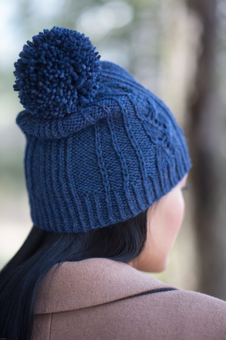 Cavilleri Hat by Shannon Cook